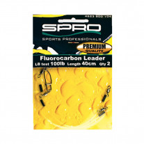 Spro Pike Fighter Fluorocarbon Leader