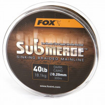 Fox Submerge™ Sinking Braided Mainline