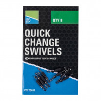 Preston Innovations Quick Change Swivels