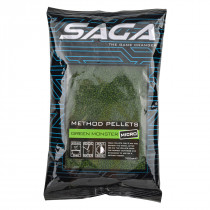 Spro SAGA Method Pellets Green Monster Micro