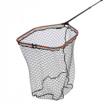 Savage Gear Pro Tele Folding Net Rubber Mesh Large
