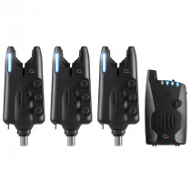 JRC Radar CX Bleu Set of 3