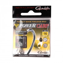 Gamakatsu Power Carp Hair Rigger Light