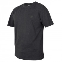 Fox Chunk Black Marl T-Shirt