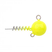 Spro Spiralhead  UV Yellow