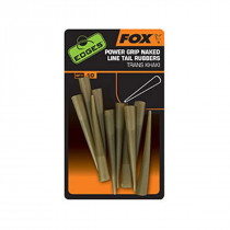 Fox EDGES™ Power Grip Naked Line Tail Rubbers