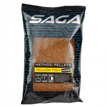 Spro SAGA Method Pellets Yellow Fish Micro