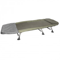 Strategy Low Profile Bed met opblaasbaar matras
