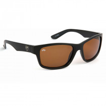Fox Rage Matt Black Frames / Brown Lens Eyewear