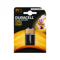 Duracell Power plus 9V
