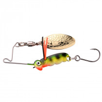 Spro Larva Micro Spinnerbait Single Hook