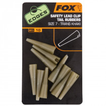 Fox EDGES™ Lead Clip Tail Rubbers