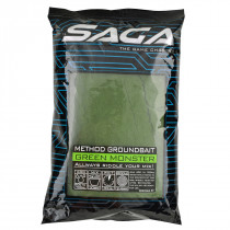 Spro Saga Method Groundbait Green Monster