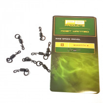 Pb Ring Speed Swivel 8