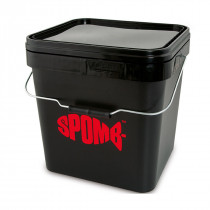 Spomb 17l square bucket