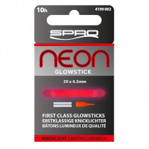 Spro Neon Glowstick Red