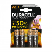 Duracell Power plus AA