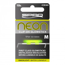 Spro Neon Clip On Glowstick Green