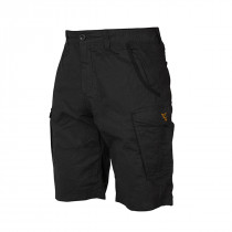 Fox Collection Black & Orange Combat Shorts