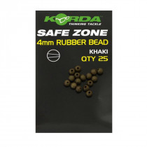 Korda Safe Zone 4 mm Rubber Bead