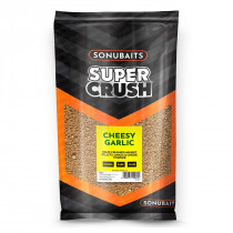 Sonubaits Supercrush Cheesy Garlic 2 kg