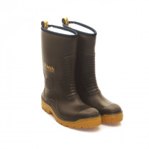 Vass Rubber boot Khaki