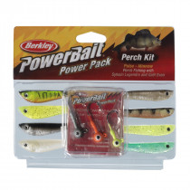 Berkley Powerbait Perch Pulse/Minnow pro pack