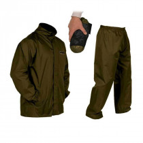 Vass Tex Light Jacket & Trousers Khaki