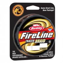 Berkley Fireline Tracer Braid