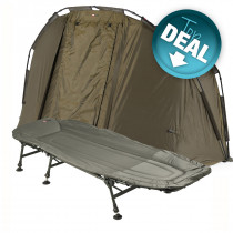JRC Defender Bivvy 1 Man+ contact bed