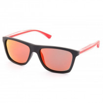 Lucky John Polarized Sunglasses Green / Red