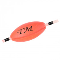 Spro Troutmaster Oval Fast Pilots Fluoro Red