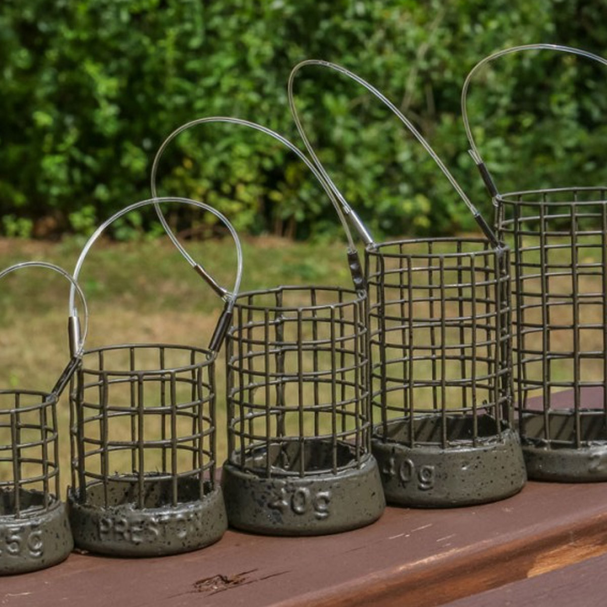 Preston Innovations Distance Cage Feeders