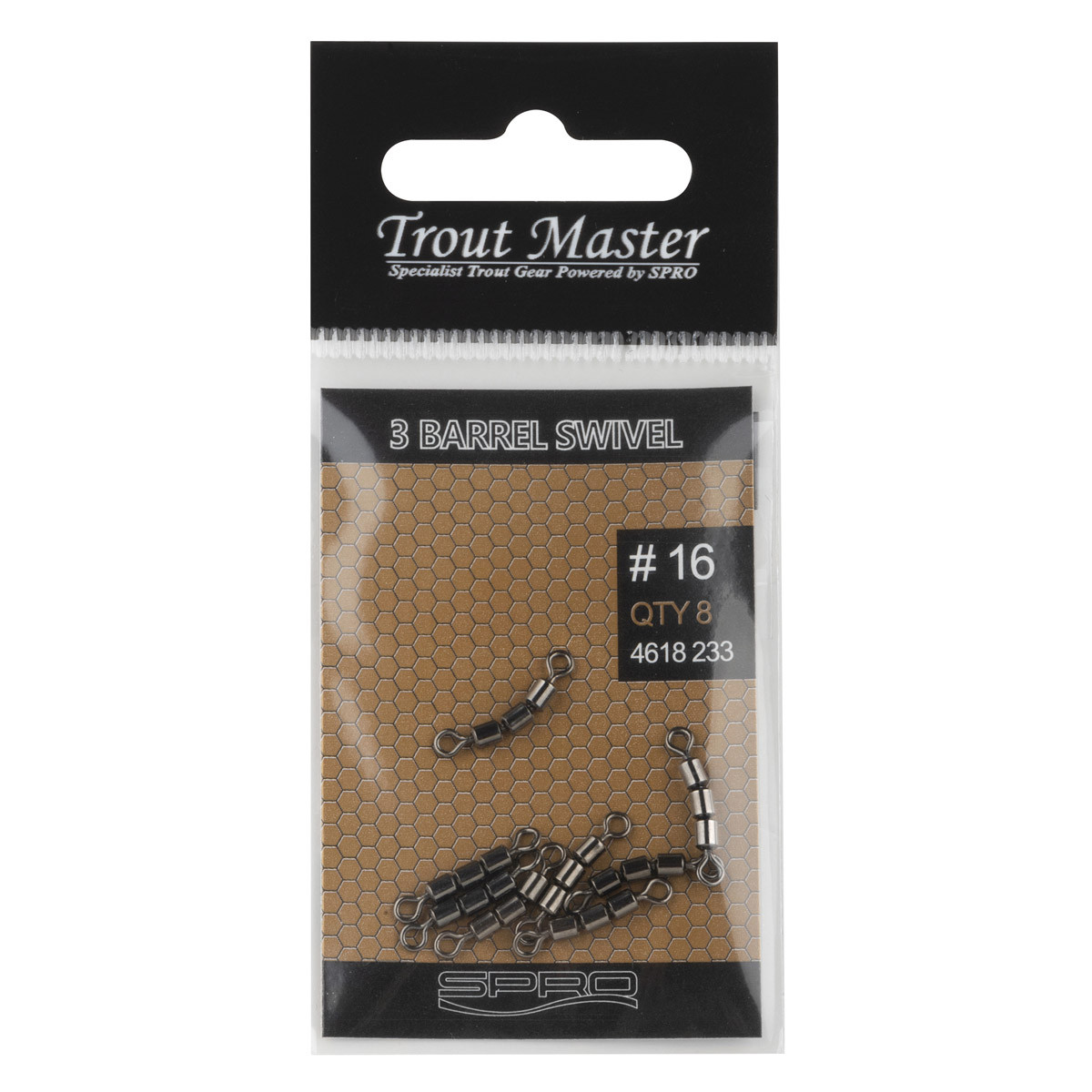Spro Trout Master 3-Jointed Wartel