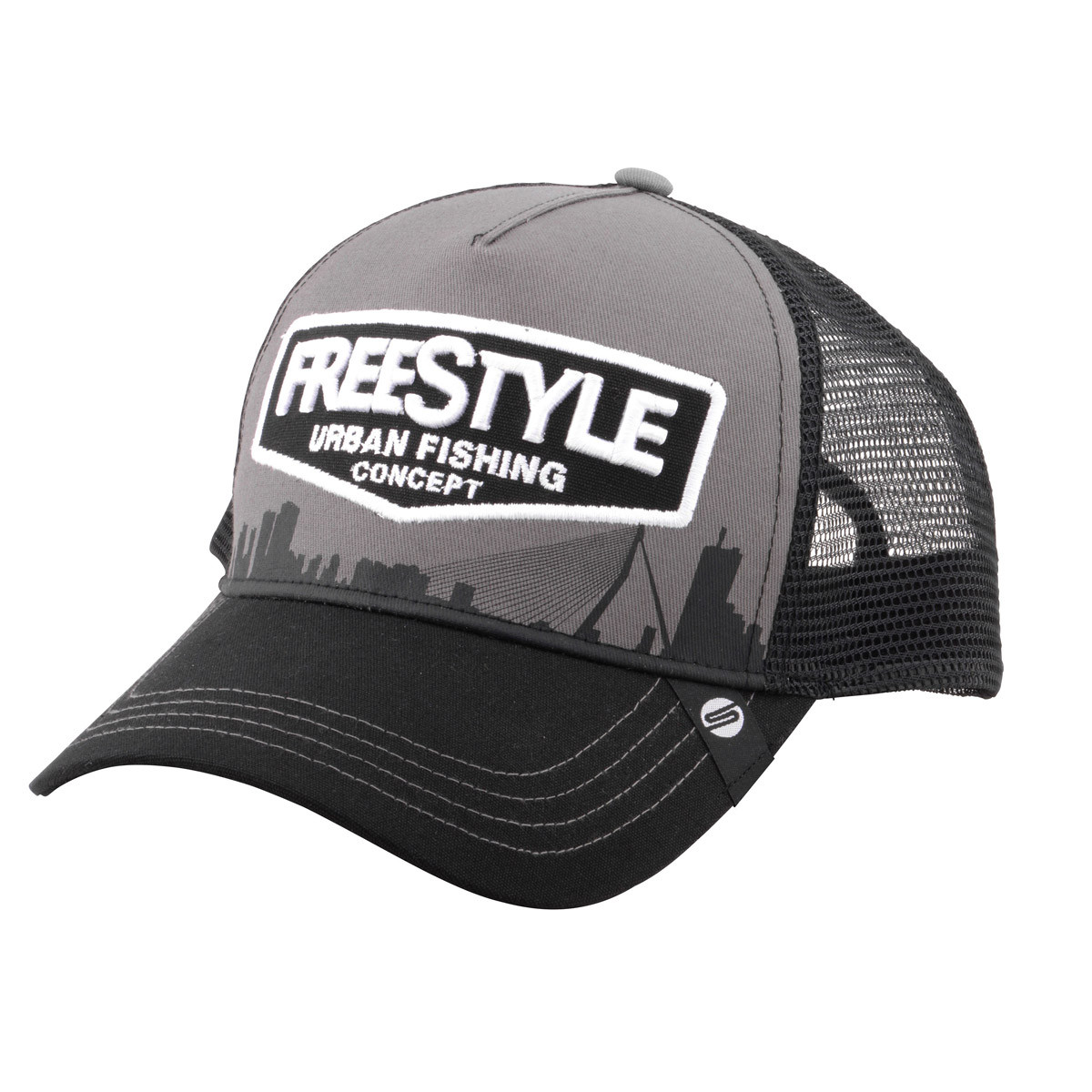 Spro FreeStyle Trucker Cap Grey