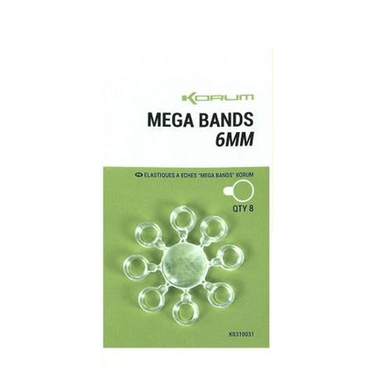 Korum Mega Bands