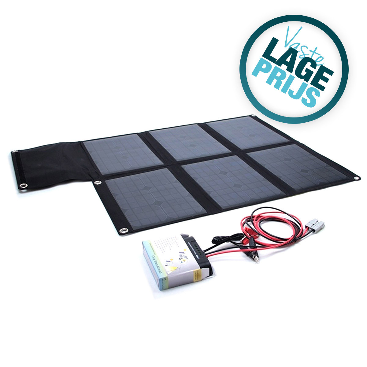 Jarocells Foldable Solar Panel 60W