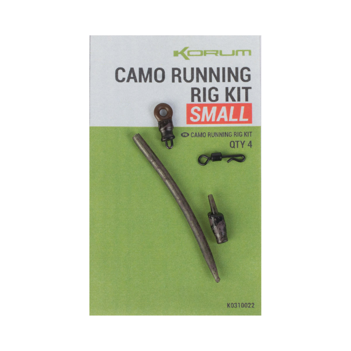 Korum Running Rig Kit Small
