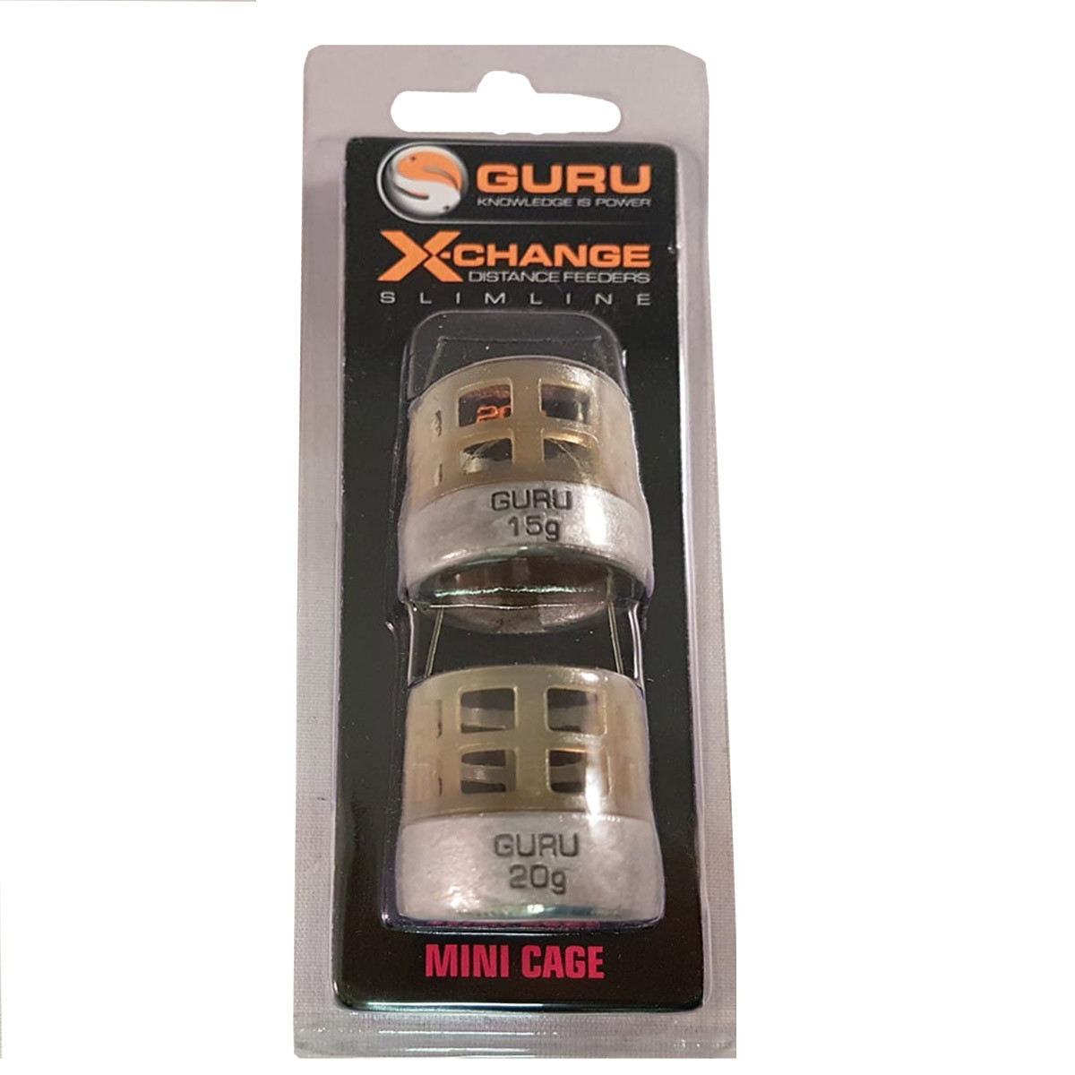 Guru Slimline X-Change Distance Feeder