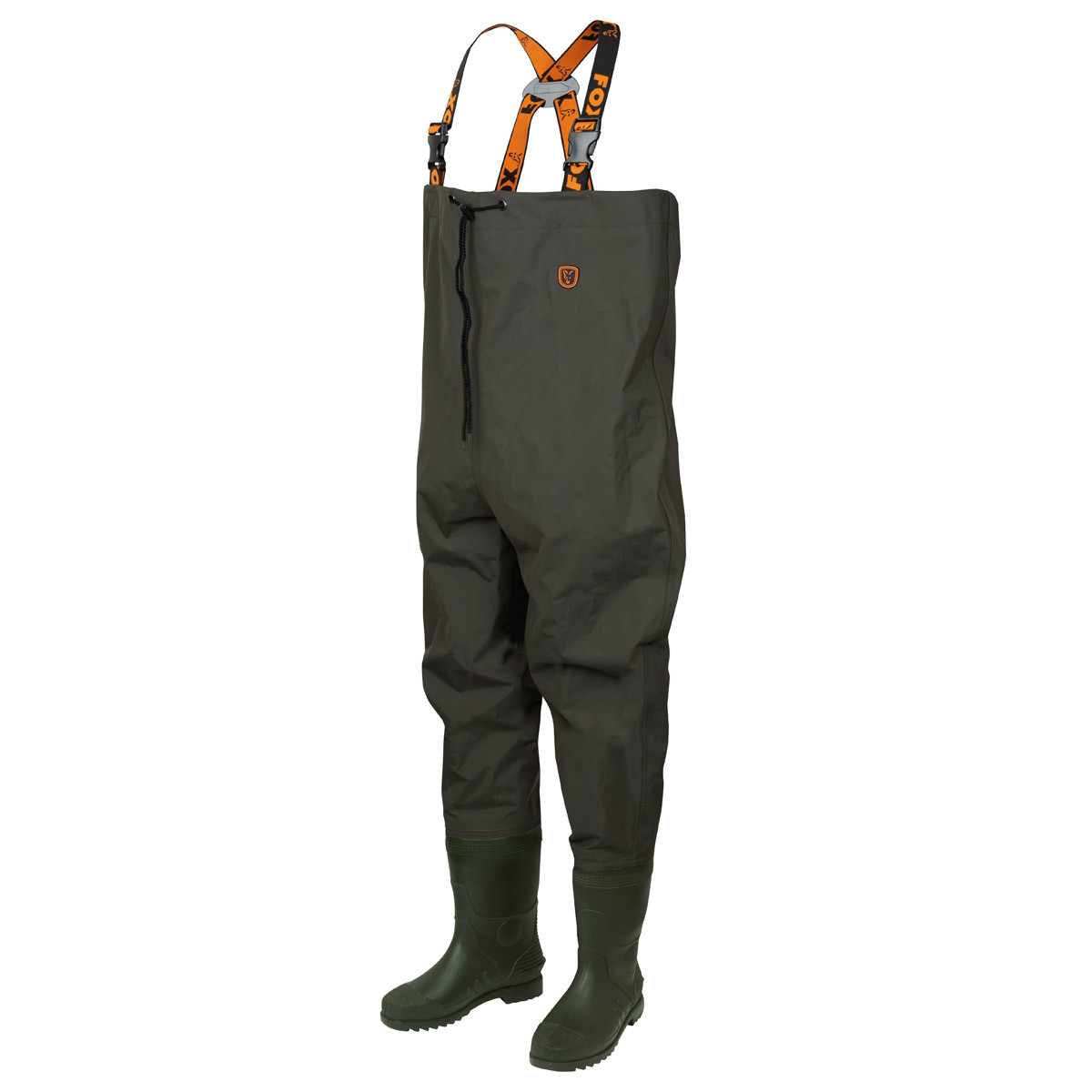 Fox Chest Waders Green