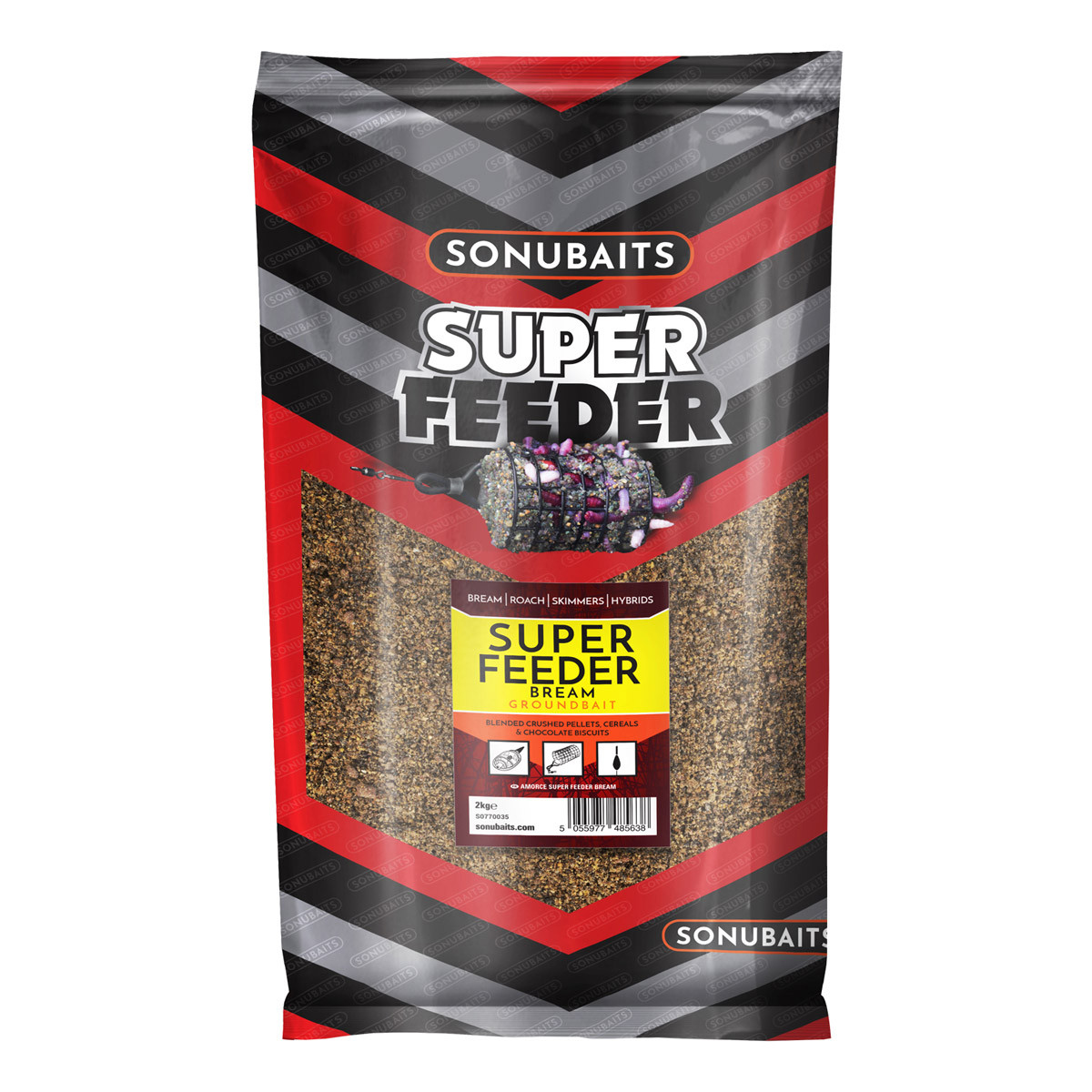 Sonubaits Super Feeder Bream 2 KG