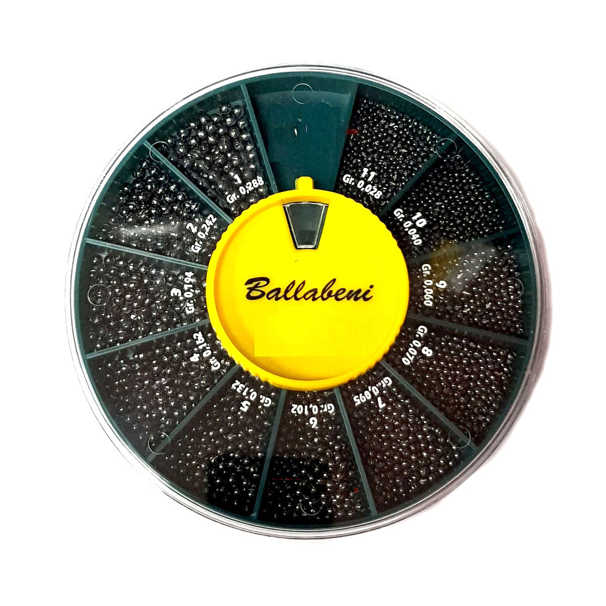 Ballabeni Leadshot Dispencer 11 maten