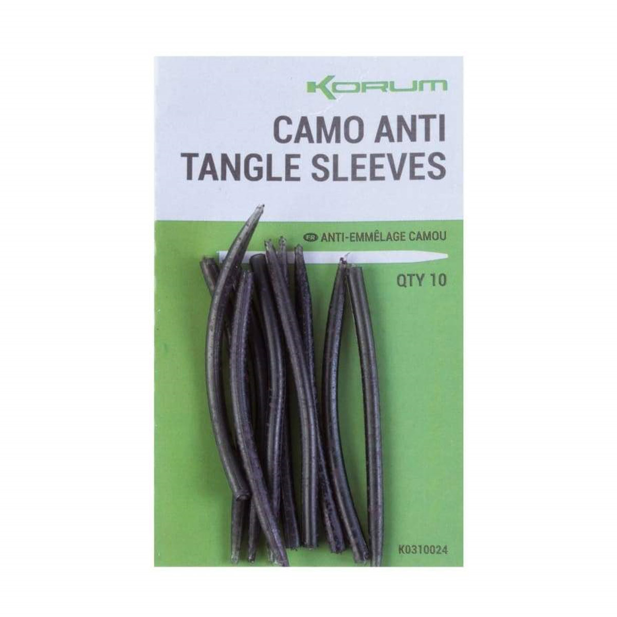 Korum Camo Anti Tangle Sleeves