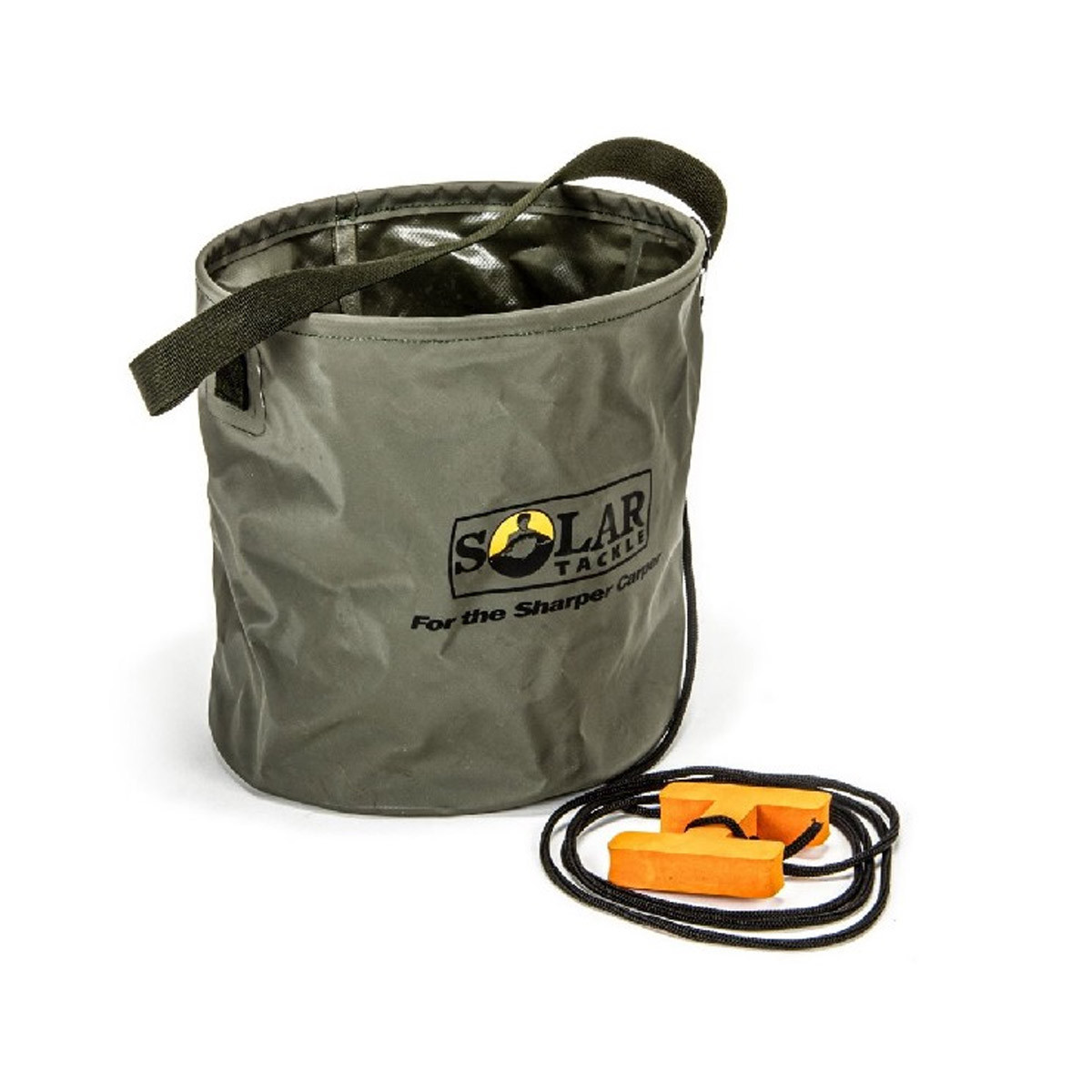 Solar Bankmaster Collapsable Water Bucket 10L