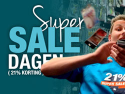 Super sale dagen