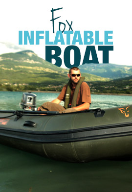 Fox INFLATABLE BOAT