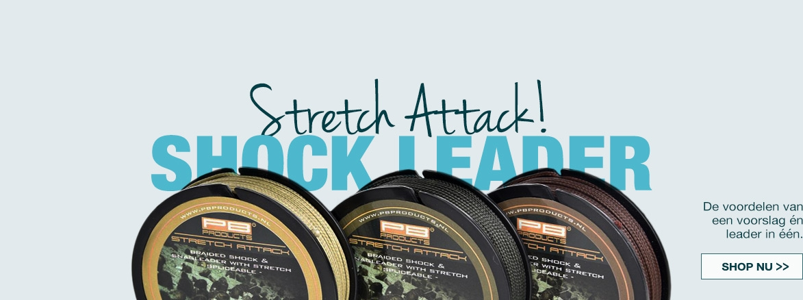 PB Products stretch leader