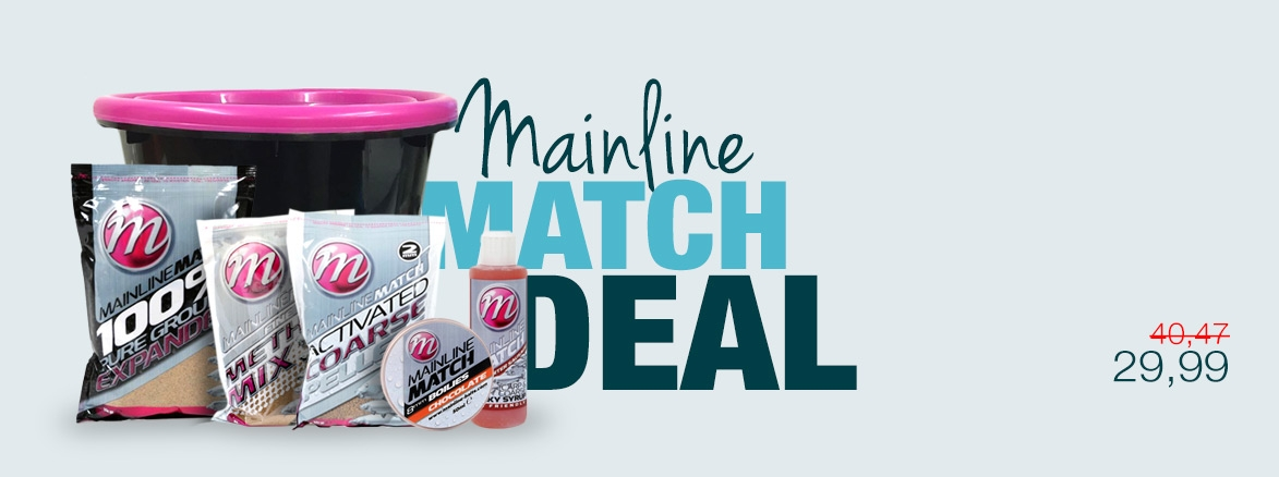 MAINLINE MATCH DEAL